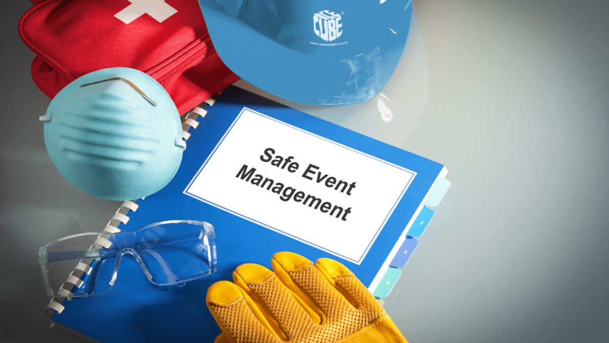 Safe Event Management - Icecube Events